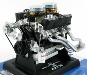 1/6 LIBERTY CLASSIC - ACCESSORIES - MOTORE - ENGINE FORD USA SHELBY COBRA LC8...