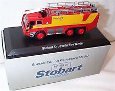 STOBART AIR JAVELIN FIRE TENDER 1:76 New Boxed
