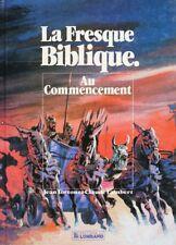 BD occasion Fresque Biblique (La) Au commencement