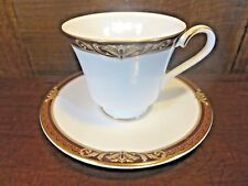 "EXCELLENT Royal Doulton ""TENNYSON"" TEA CUPS and SAUCERS"