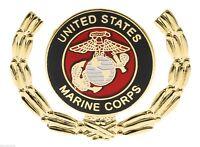 US Marine Corps Wreath USMC Hat or Lapel Pin H15779 F3D2M