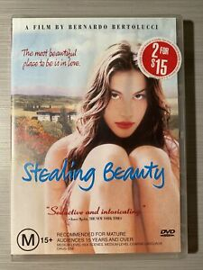Stealing Beauty - Jeremy Irons - Like New R4 DVD