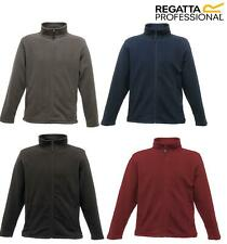 Regatta Mens Micro Full Zip Lightweight Fleece Jacket