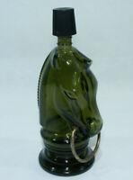Ancien Flacon After Shave AVON WINDJAMMER Cheval Cavalier Échecs Vintage parfum