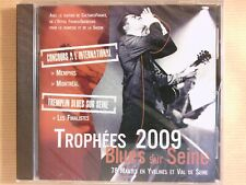 RARE CD PROMO / TROPHEES 2009 / BLUES SUR SEINE / NEUF SOUS CELLO