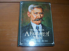 Henry Lawson A Fantasy of Man Complete Works 1901-22 Hardcover Book 1988 edition