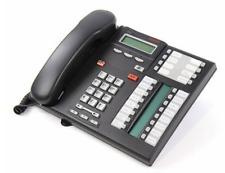 Avaya T7316e Telephone Charcoal Refurbished with One Year Warranty