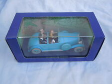 La Lincoln Torpedo des cigares du pharaon Hergé Moulinsart 2001 Voiture Tintin