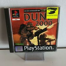 PS1 Dune 2000 OVP Sony Playstation 1 #PS1 OVP+Anleitung   A6070