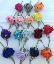 Unbranded Foam Rose Wedding Flowers, Petals & Garlands