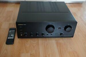 Onkyo Integra A-9711 Vollverstärker HIFI-Amplifier / Schwarz
