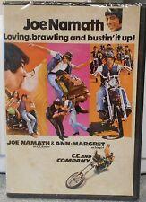C.C. & Company (DVD, 2006) RARE BROADWAY JOE NAMATH 1970 OUTLAW BIKER GANG FILM