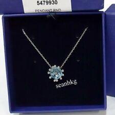 Swarovski Olive Pendant , RHS Blue Crystal Authentic MIB 5479930