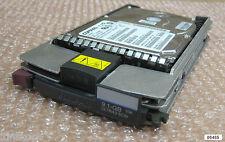 HP Compaq - 9.1Gb, 10k, Ultra 3 SCSI Hard Drive W/ Caddy, BD009122BA, 127962-001