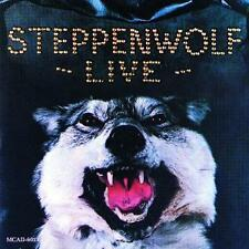 Steppenwolf - Live     ............................NEU
