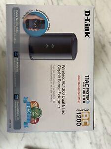 D-Link AC1200 Wireless Dual Band Gigabit Range Extender - DAP-1650