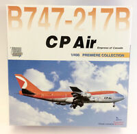 Dragon Wings 55143 CP Air Boeing 747-217B 'Empress of Canada' 1/400 Scale Model