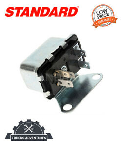 Standard Ignition Accessory Power Relay,HVAC Blower Motor Relay,Temperature