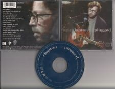 ERIC CLAPTON Unplugged 1992 CD GERMANY USA Tears In Heaven Layla