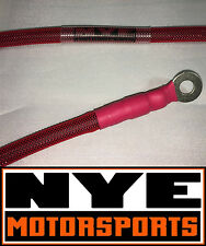 NYE Ground Wire Kit Honda Civic 92-00 Acura Integra 94-01 Del Sol Red