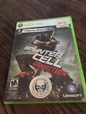 Splinter Cell Conviction Xbox 360 Cib Game Works XG2