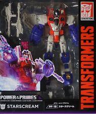 Takara Tomy Transformers Power of Primes Starscream PP19 Geniune AU stock NEW