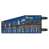 Vise Grip 2078712 8 Piece Groovelock/propliers Kit Bag Set