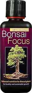 Growth Technology Bonsai Focus Plant food 100ml - multibuy savings