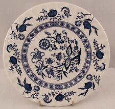 J & G Meakin England BLUE NORDIC Dessert Plate(s)  crazed