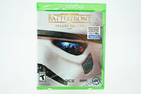 Star Wars Battlefront Deluxe Edition: Xbox One [Brand New]