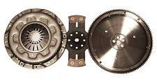 QSC Volkswagen VW Type 4 Clutch Kit 228mm 4-pad Rigid Clutch Disc + Flywheel
