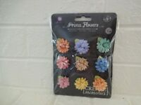 "Prima Flowers - LIL MISSY"" 9 Pieces Fluffy Mulberry Paper - 571658"