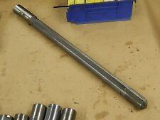 Starcut 7660 X 16 Oal Carbide Tipped 2 Flute Gun Drill