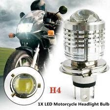 6000K Motorcycle H4 B2 9003 LED Hi/Lo Beam Headlight Bulb Universal White Light