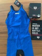 Arena Powerskin Carbon Flex VX Race Tech Suit Closed Back Women's US Size 34