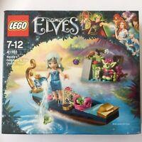 LEGO Elves 41181 Naidas Gondel und der diebische Kobold NEU + OVP