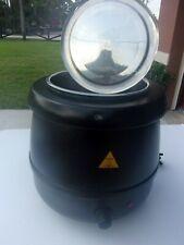 Commercial Tomlinson Industrie Glenray 105 Qt Soup Kettle Warmer Black 1021805