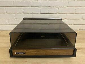 Garrard Turntable (Plinth and Dustcover Only)