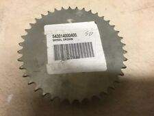 GRA543014000400 GEAR, ROLLER WHEEL CROWN IPSO PRIMUS HUEBSCH LAVMAC COGG WHEEL