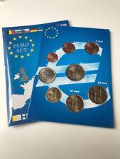EURO-KMS Kleinstaaten-Mix: 8 Münzen aus ANDORRA+SAN MARINO - 2004-2014 lesen !