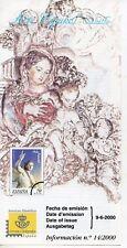 España Arte Español Salzillo año 2000 (DI-368)