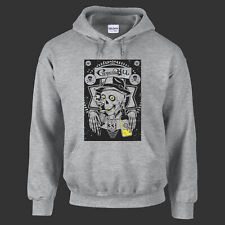 CYPRESS HILL HIP HOP HOODIE SWEATSHIRT unisex jumper GREY S-3XL