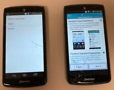Pantech P9090 AT&T Factory Unlocked 16GB Android Smartphone Used