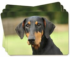 Doberman Pinscher Picture Placemats in Gift Box, AD-D2P