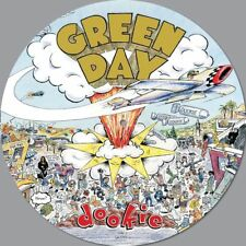Green Day DOOKIE 3rd Album REPRISE RECORDS New Vinyl Picture Disc LP