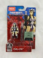 MEGA CONSTRUX PRO - MASTERS OF UNIVERSE - EVIL-LYN - VERSION 2 - MUTU - NEW