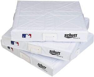 Schutt Hollywood Padded Baseball Bases for Baseball and Softball MLB
