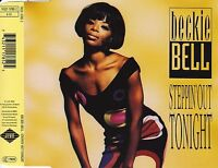 Beckie Bell ‎Maxi CD Steppin' Out Tonight - Germany (M/EX+)
