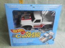 HOT WHEELS SUPER CHANGERS MATTEL 1989 VINTAGE TOYS