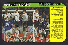 Thomson - Football 3D Soccer Annual 2011 - Zinedine Zidane - Real Madrid